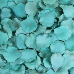 Light Blue Petals - Pack of 200
