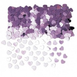 Sparkle Hearts Plum - Mix 40 g.