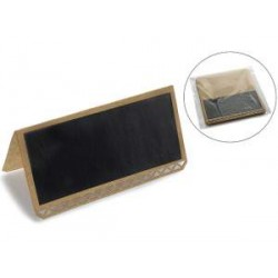 10 Chalkboard Place Cards