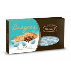 Dragees truffled Pan D'Anice Buratti - kg 0,5