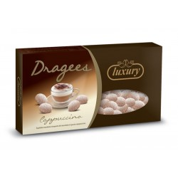 Dragees truffled Cappuccino Buratti - kg 0,5