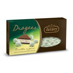 Dragees truffled Ricotta Cheese and Pear Buratti - kg 0,5
