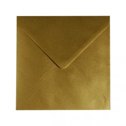 Pearl Gold Wedding Envelopes