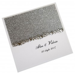 Sparkley Wedding Invitations