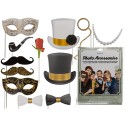 Photo Booth Party - Set x 12