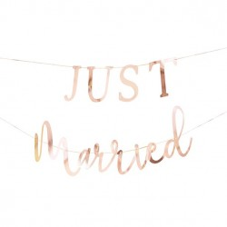 Just Married Garland