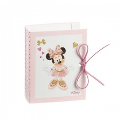 Book Favor Box Dancer Minnie