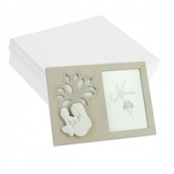Girl Frame Communion Favor with Box