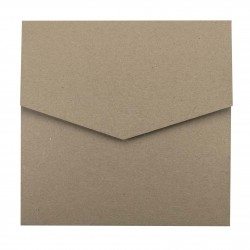 Pocketfold - Kraft Card