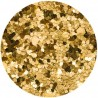 Gold Sequin Glitter Paper