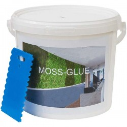 Glue for sticking moss Tin 5 kg