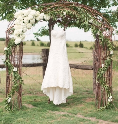 Naturally Rustic Wedding