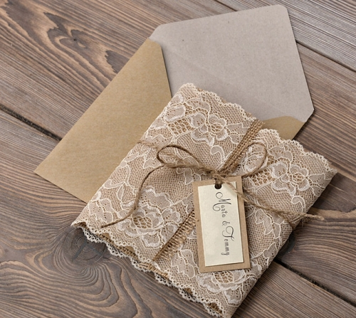 Soft Lace for Wedding
