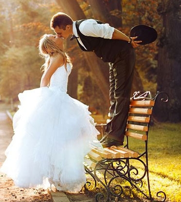 Spring Weddings...and go!